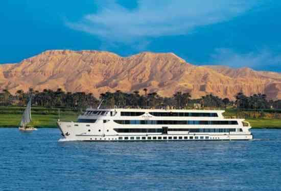 Oberoi: un paseo por el Nilo lleno de lujo 3