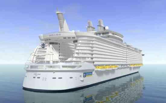 Oasis of the Seas (el crucero más grande y lujoso del mundo) 3