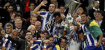 oporto campeon de la europaleague