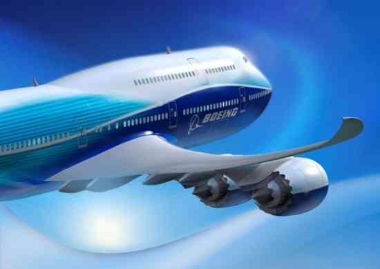 El Boeing Privado 3