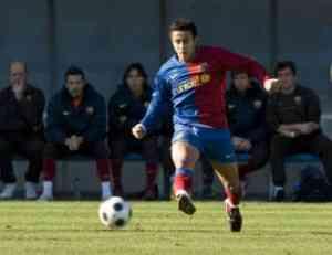 Thiago sera el referente del Barcelona 3
