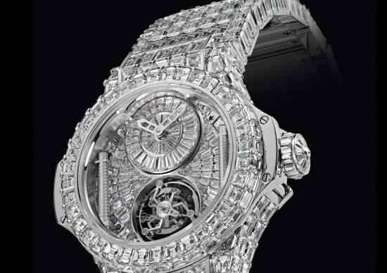 El reloj del millón de euros 3