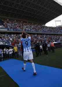 El Málaga recibe a Van Nistelrooy con los brazos abiertos 3