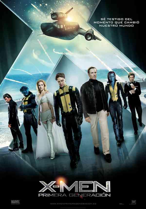 """'X-Men: Primera Generación', """"mutante y orgullosa"""" 7"""