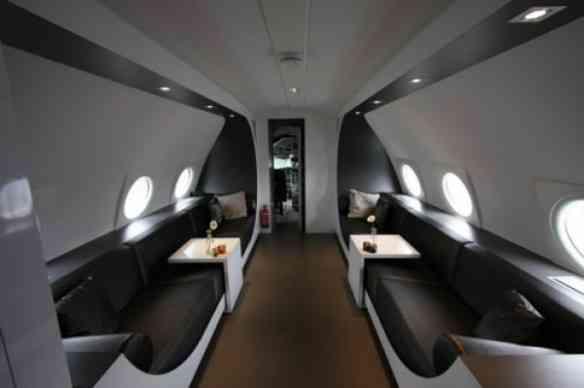 Avión – hotel 3