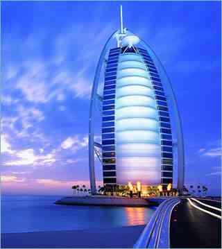Hotel Burj al- Arab 9