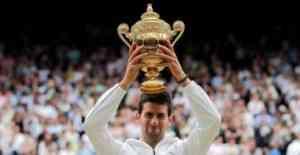 Novak Djokovic superó a Rafa Nadal 3
