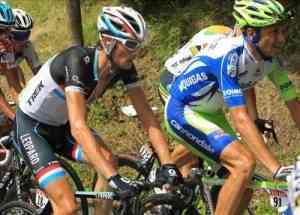 Andy Schleck no piensa en Contador