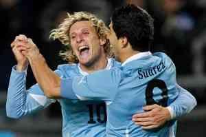 Uruguay, primer finalista de la Copa América 3