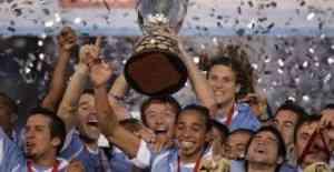 Uruguay ganó la Copa América 2011 3
