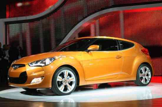 Veloster de Hyundai, un modelo muy atractivo 3