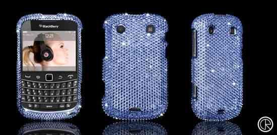Swarovski hace relucir a BlackBerry 3