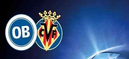 Odense-Villarreal-Liga de Campeones