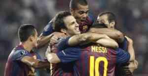 El Barcelona campeón de la Supercopa de Europa 3