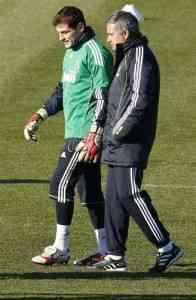¿Mourinho castigó a Casillas? 3
