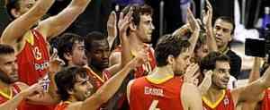 España comienza el Eurobasket 3