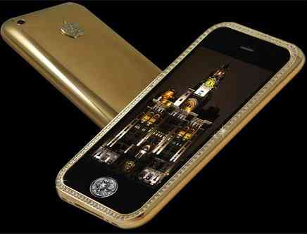 Los teléfonos móviles más caros del mundo 6