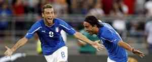 Italia superó a España en el amistoso 3