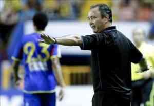 Juan Ignacio Martínez y su Levante 3