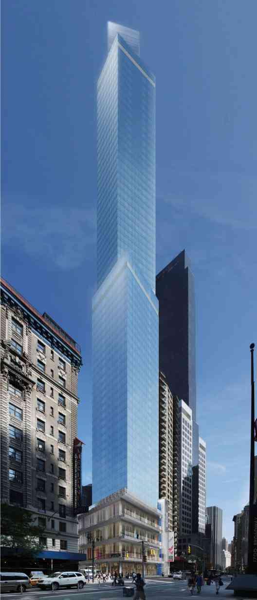 Marriott quiere un nuevo hotel en New York 3
