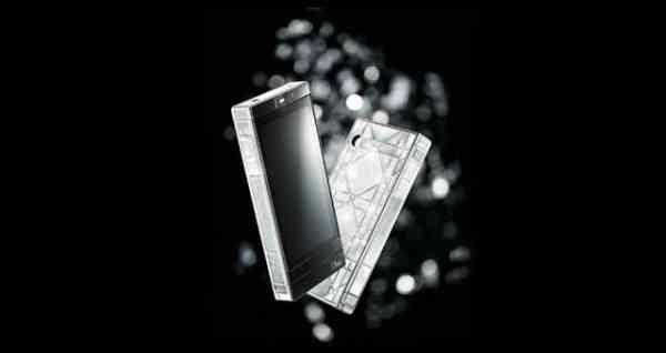 Teléfono táctil Dior 3