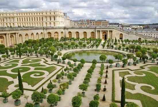 Hotel en el Palacio de Versalles 3
