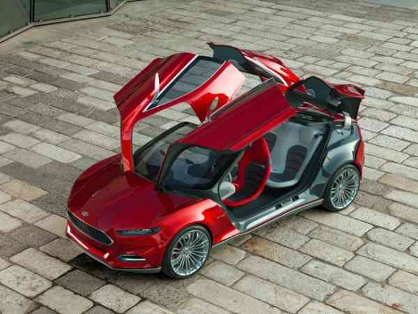 Ford Evos Concept II 3