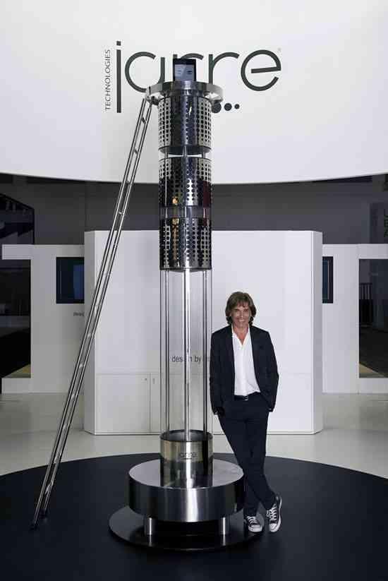 El AreoDreamOne de Jean-Michel Jarre 3