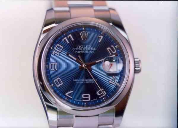 Historia del Rolex 3