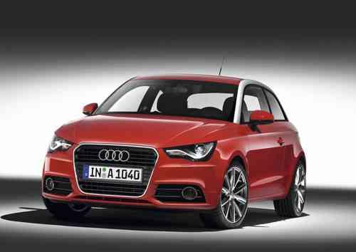 Audi A1, diseño avanzado