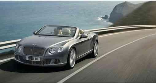 Bentley GTC 3