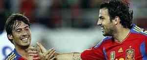 España gana a Chile con sufrimiento 3