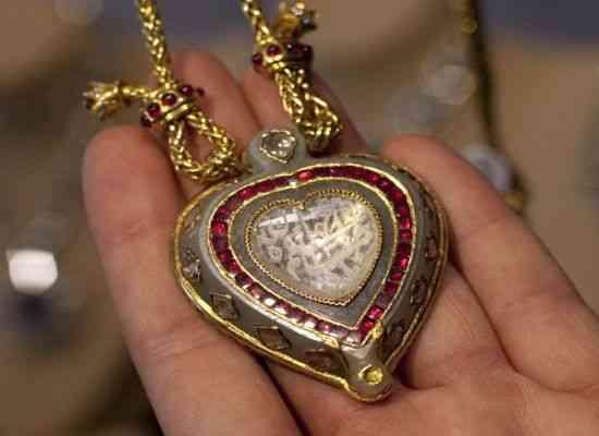 Selección de las mejores joyas de Elizabeth Taylor que saldrán a subasta II 6