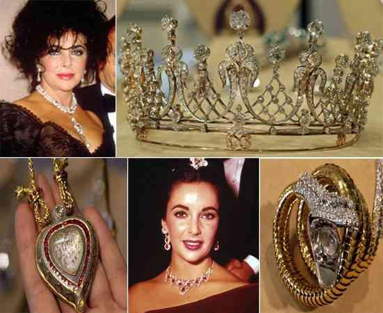 Las joyas de Elizabeth Taylor salen a la venta 3