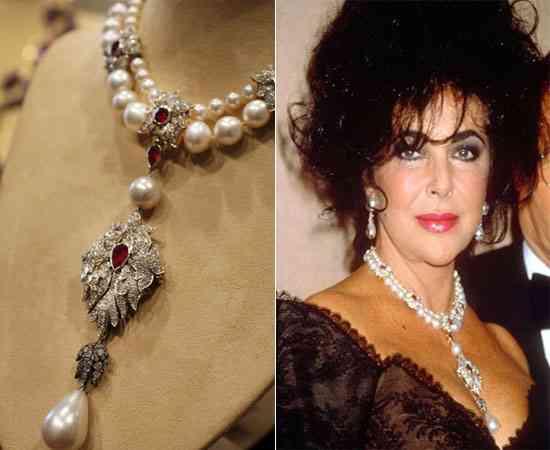 Selección de las mejores joyas de Elizabeth Taylor que saldrán a subasta I 7
