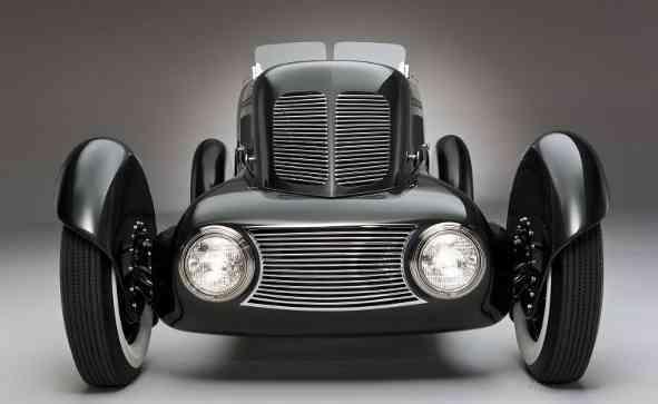 El 40 Especial Speedster de Edsel Ford 6