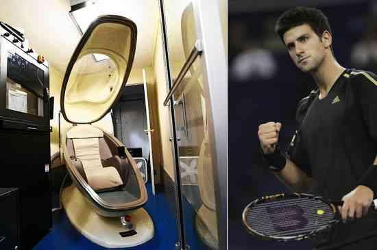 El huevo de Novak Djokovic 5