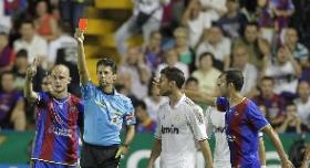 Golpe de humildad al Real Madrid 3