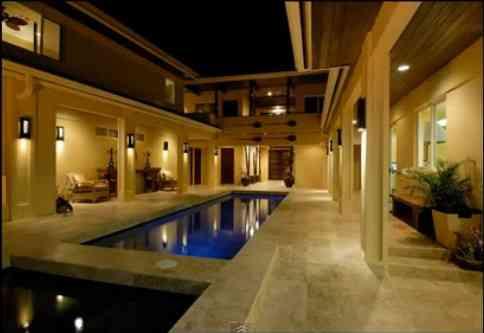 Las mejores mansiones Lujo Vip