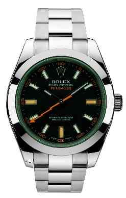 Rolex Oyster Perpetual Milgauss 3