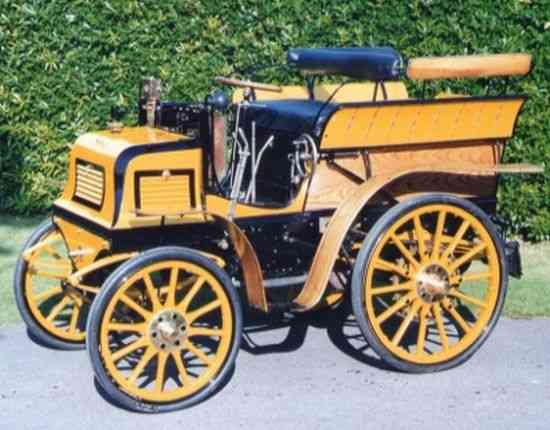 Se subastan coches antiguos y raros en Bonhams 9