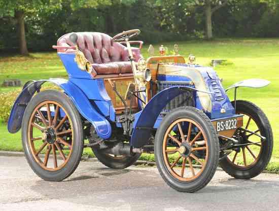 Se subastan coches antiguos y raros en Bonhams 7