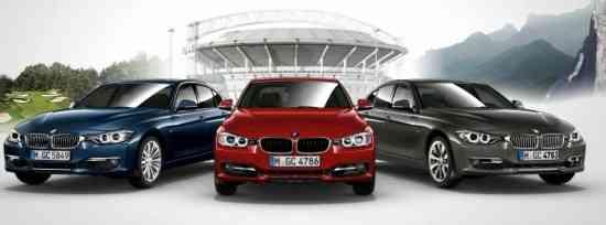 BMW Serie 3 F30, cambia el juego 3