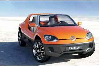 Buggy Up, el nuevo prototipo de Volkswagen 3
