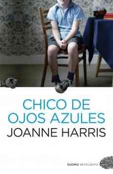 """Chico de ojos azules"" de Joanne Harris 1 3"