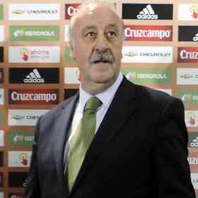 Vicente del Bosque y su plante a Florentino Pérez 3