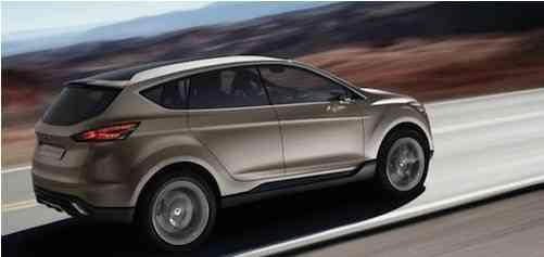 El Ford Escape y el Ford Kuga de Europa, saldrán a la venta en noviembre 3