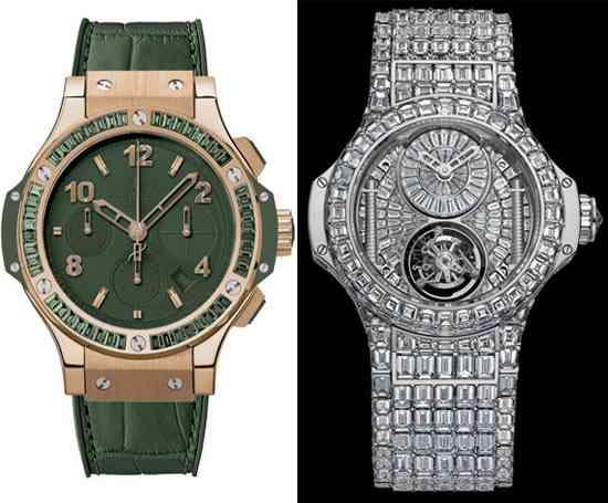 Hublot de Louis Vuitton, reloj de señora de 5 millones de dólares 5