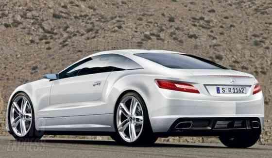 Mercedes-Benz y su nuevo SLK 2 3