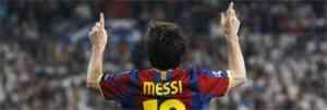 Se le acabó la crisis a Messi